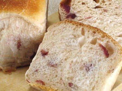 クランベリーパン(ヨーグルト酵母)