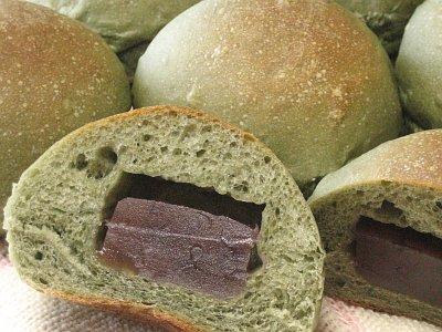羊羹(ようかん)で「あんパン」