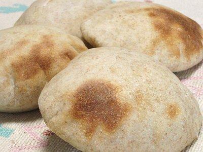 ピタパン(ポケットパン)