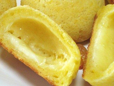 モッツァレラチーズ入りのポンデケージョ