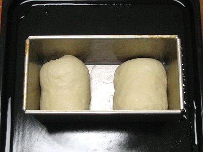 食パン成形