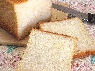 モッツァレラの保存液を使った食パン