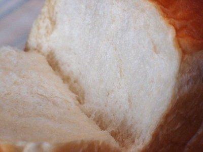 食パンの中