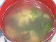 しょうがときくらげのスープ