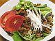野菜たっぷりのジャージャー麺
