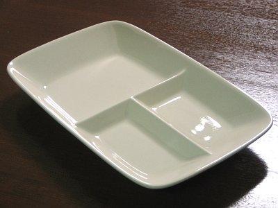 長角ランチプレート / ヴァン コムサ VAN comme ca