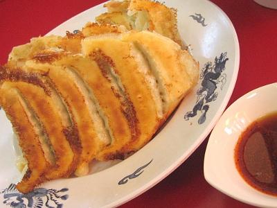 ぎょうざ専門店 正嗣 (まさし) 戸祭店 / 焼餃子
