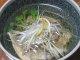 せいご(すずき)の潮汁