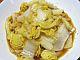 白菜の生姜醤油和え