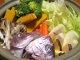 野菜の蒸し鍋