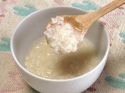 糀ともち米で作る美味しい甘酒