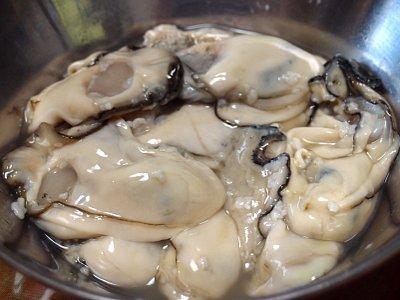 牡蠣(かき)の塩糀