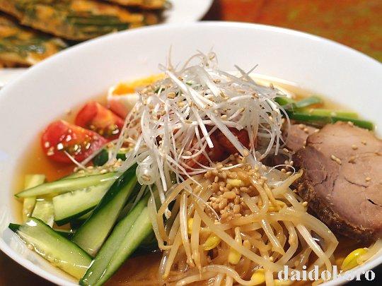 ゴクうま韓国冷麺セット | 韓国世界のグルメ@キムチでやせる