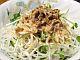 大根と帆立貝(缶詰)のサラダ